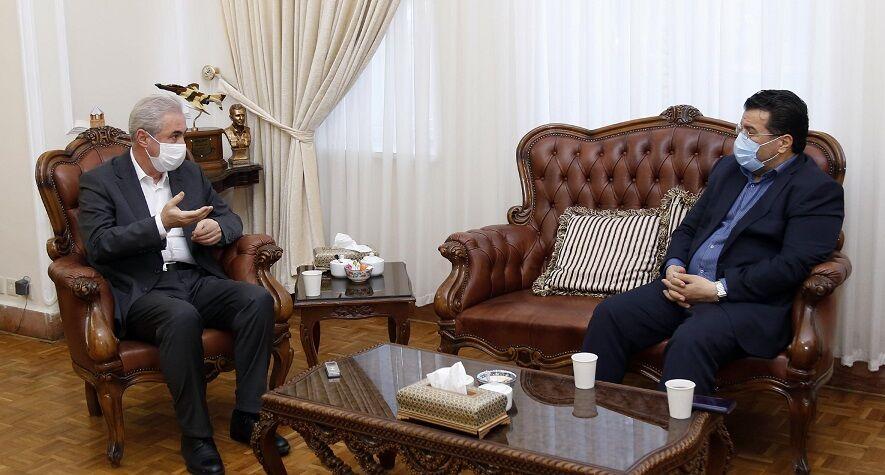 بازدید معاون وزیر و رییس سازمان حمایت مصرف کنندگان و تولید کنندگان از استان آذربایجان شرقی
