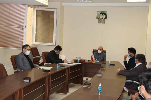 یکصدو نودو نهمین جلسه کمیسیون نظارت بر اصناف شهرستان شمیرانات برگزار گردید