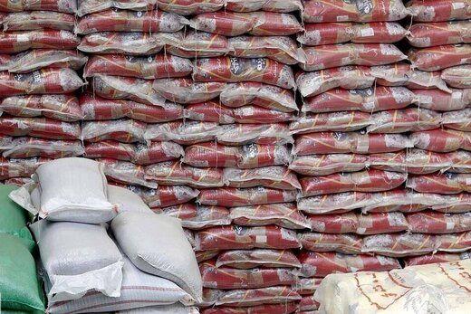 توزیع 1800 تن برنج با نرخ مصوب در استان البرز