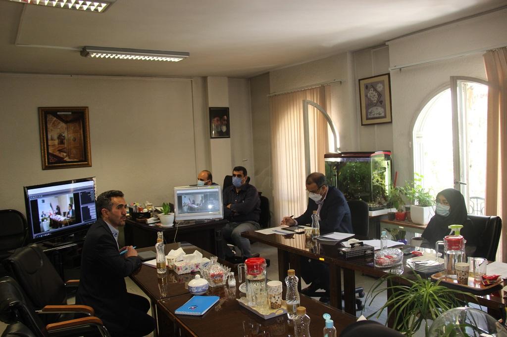 برگزاری چهارمین و پنجمین جلسه کمیته فنی ارزیابی واحدهای متقاضی دریافت گواهینامه و تندیس