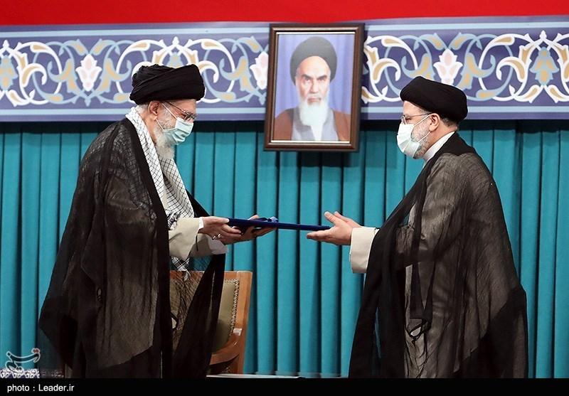 متن حکم تنفیذ سیزدهمین دوره ریاستجمهوری اسلامی ایران