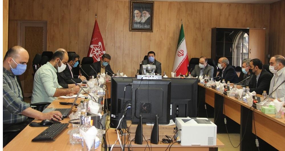 برگزاری دوازدهمین نشست تعاملی کمیته فنی و شورای سیاستگذاری اعطای گواهینامه و تندیس